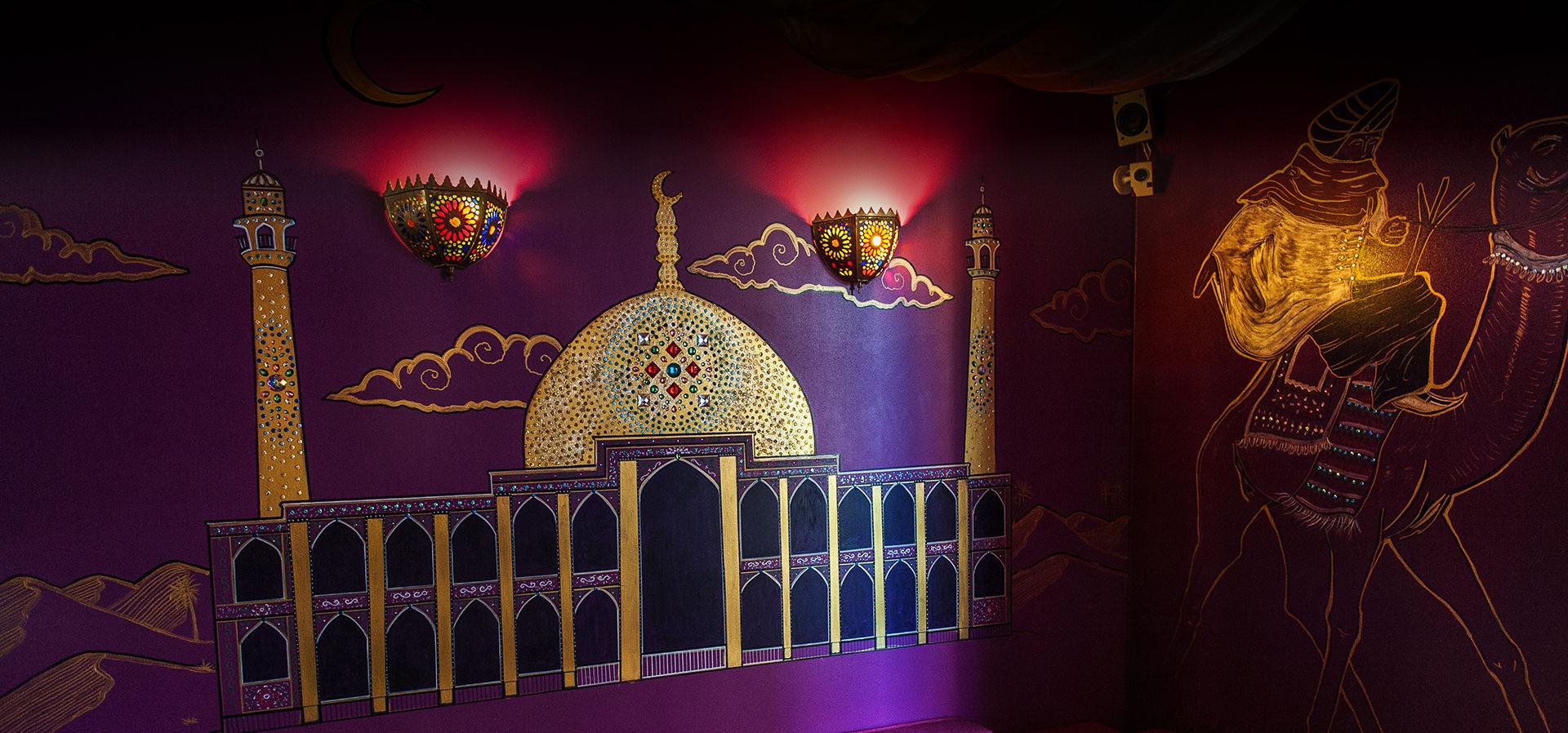 Shisha bar in tallinn